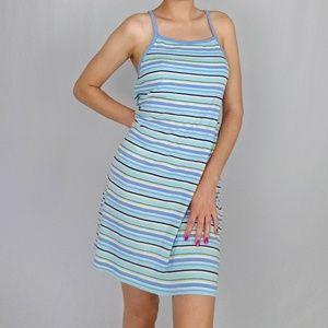 Late 90's / y2k knit tank dress